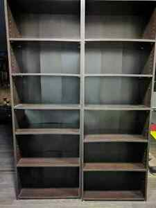 2 Bookshelf. $25 each. 2 for $40. Sold PPU.
