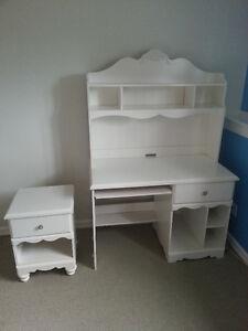 Desk / Nightstand Set, Bay Roberts