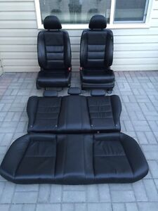 2009 Honda Accord coupe leather interior in great condition