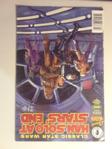 Star Wars, comic anglais, Classic, 1993-1994, Dark Empire,Legacy