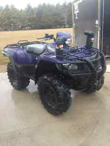 2008 Suzuki King Quad 750 4x4 For Sale!