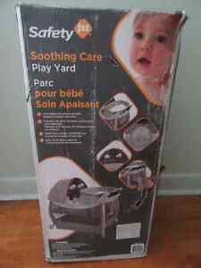 Safety 1st Soothing Care Play Yard in excellent condition!