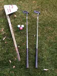 Ensemble de mini-golf