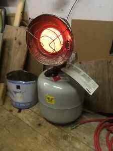 9,000 to 15,000 BTU HEATER FOR SALE