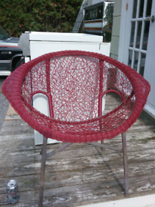 Belle chaise style vintage