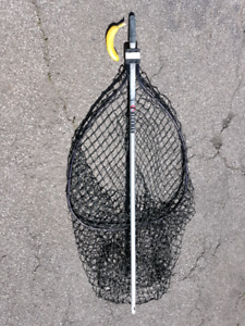 Large Beckman fishing net