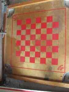Large Wooden games board. Oakville / Halton Region Toronto (GTA) image 1