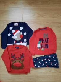 3-4y Christmas clothes