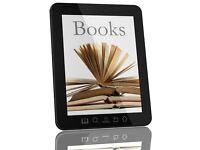Thousands of Ebooks and Audiobooks – 30 ebooks for £10 – Kindle, iPad, Kobo, E-reader, books
