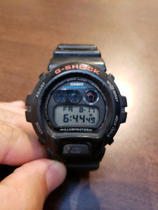 Casio G-shock Illuminator Dw6900 Dw-6900