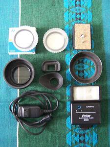Accessoires pour appareil photo 49 mm et autre