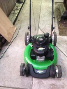 """brand newlawn boy 21"""" lawnmower with honda engine 160 GCV"""