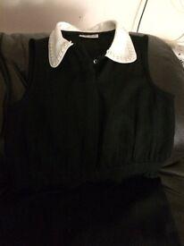 Black next age 5 party suit