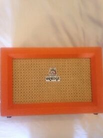 Orange micro crush guitar amp