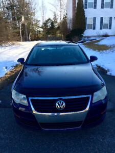 2007 Volkswagen Passat Turbo Sedan