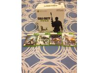 XBOX 360 Limited Edition Call Of Duty MW3 Console Bundle