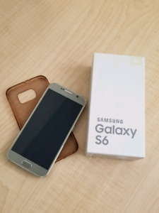 Samsung Galaxy S6, MINT Condition, 32 Gb