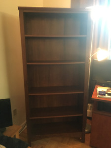BOOKSHELF - lightly used and in good condition