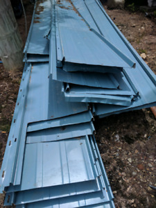 Used Metal roofing