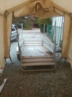 Experienced mover with utility trailer