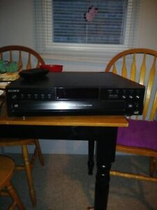 5 Disk CD Player for Sale