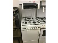 Beko white Gas Cooker