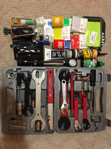 COMPLETE bikehand  bicyle repair tool kit