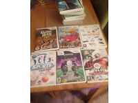 Variety of wii games