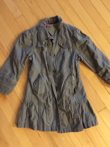 Size 5T Mexx Fall and Winter Jackets
