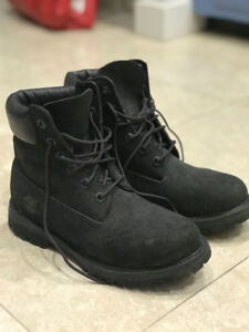 Timberland Shoes - Black - Excellent condition