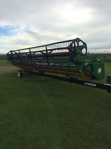 John Deere 930 flex header
