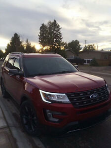 2017 Ford Explorer sport SUV, Crossover