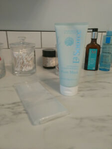 Masque pour les pieds Crabtree and Evelyn NEUF