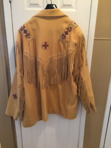 Authentic Native Jacket For Sale