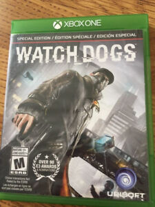 Watchdogs Xbox One