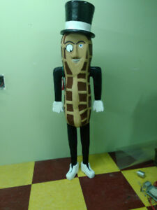 Folk Art - Peanut Man