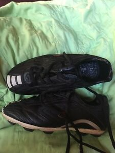 Kids' size 12 soccer cleats
