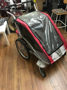Thule Chariot Cougar 2 Bicycle Child Carrier