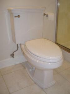 Toilette de qualité