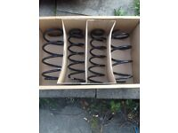 Vw mk7 2015 springs and parts