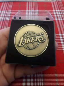 Los Angeles Lakers Dr. Jerry Buss Commemorative Coin