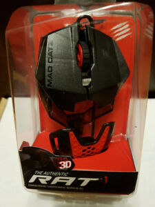 Souris Gamer MAD Catz RAT 1
