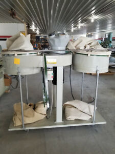 Used - Dust Collector - Silver SDM525 - REF# 1791BM