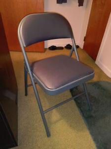 Chaise Pliante Rembourée