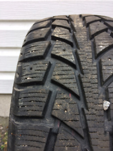 Uniroyal Tigerpaw Ice and Snow Tires