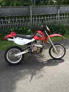 1983 Honda XL600R SuperMoto