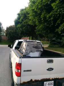 Pick Up Truck and Cargo Van for Moving