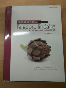 Introduction à l'algèbre linéaire et à ses applications (4e ed.)
