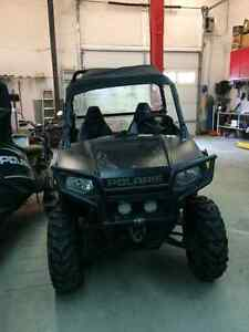 Mechanic maintained 2010 RZR