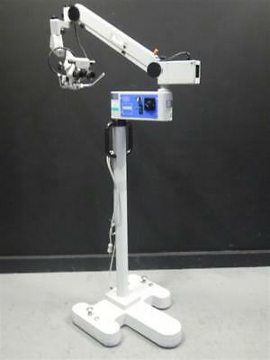 Zeiss Opmi 1 Fc On S21  Surgical  Microscope Dental Ent Warranty